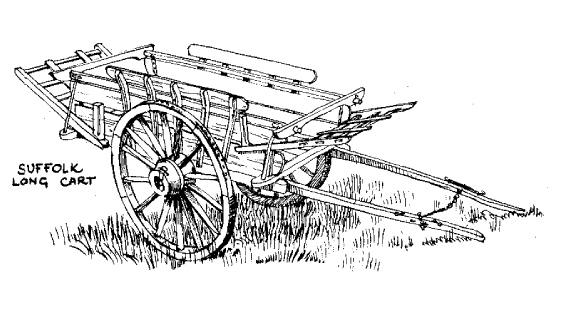Farm Wagons And Carts